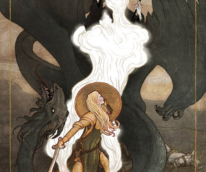 art and eowyn image