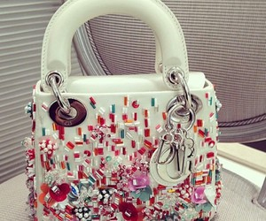 limited edition and lady dior bag image