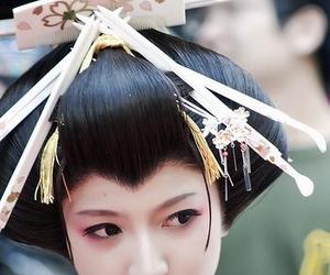 japan, geisha, and japanese image