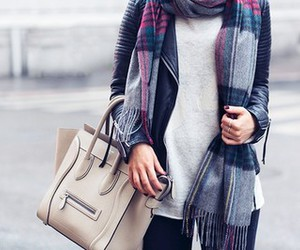 amazing, outfit, and scarf image
