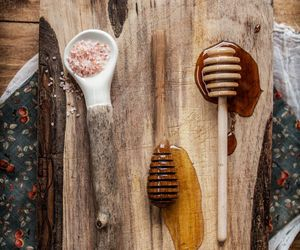 honey and food image
