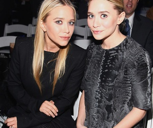 ashley olsen, olsen twins, and mary-kate olsen image