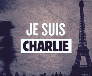 je suis charlie, paris, and france image