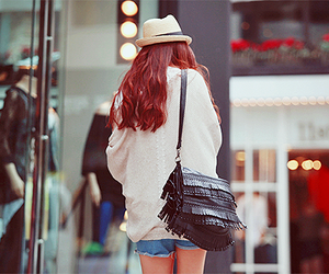 back, cute, and fashion image