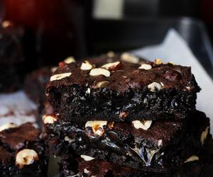 food, chocolate, and girly image