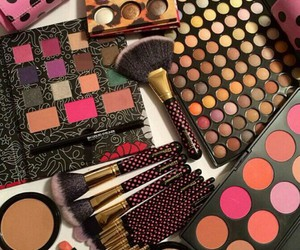 chic, makeup, and fabuloso image