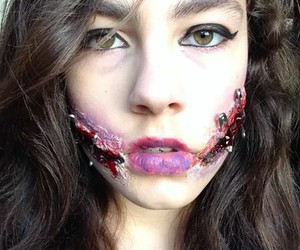 hallowen and makeup image