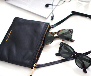 fashion, sunglasses, and bag image