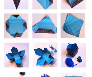 diy, box, and Paper image