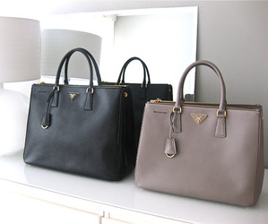 bag, fashion, and Prada image