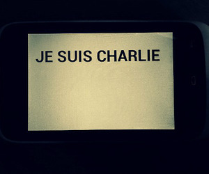 france, paris, and je suis charlie image