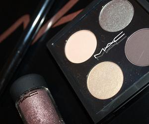 mac, makeup, and eyeshadow image