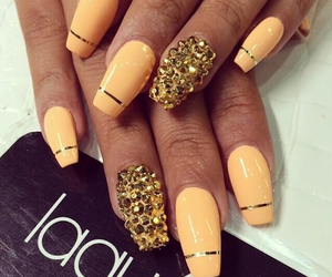 amazing, girl, and nails image