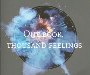 book and feelings image