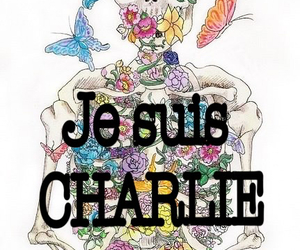 charlie, Je, and suis image