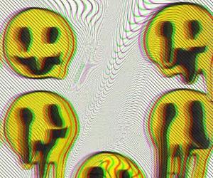 smile, grunge, and sad image