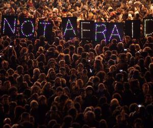 not afraid, paris, and je suis charlie image