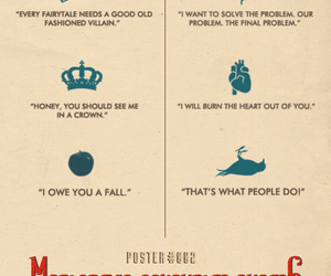 sherlock, quote, and moriarty image