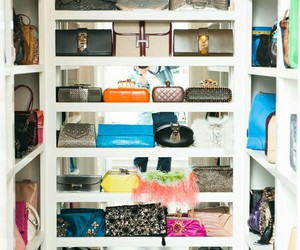 closet, clutch, and luxury image