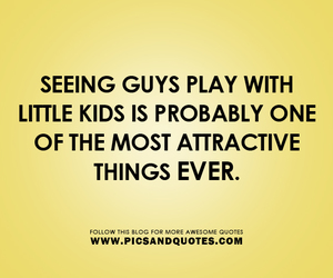 quote, attractive, and guy image