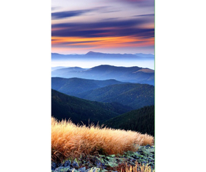 mountains, nature, and wallpaper image