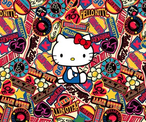 HelloKitty and fondos image
