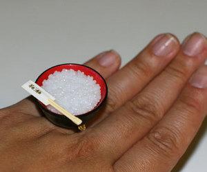 miniature food rings image
