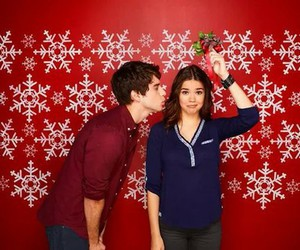 the fosters, brandon, and callie image