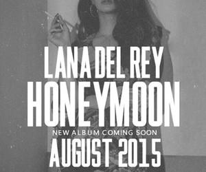 lana del rey and honeymoon image
