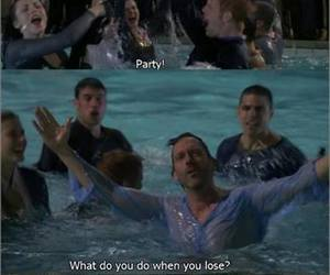 party, funny, and house image
