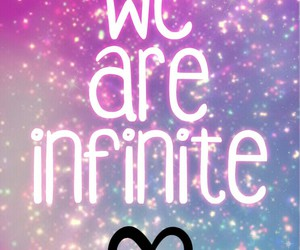 amor, infinite, and forever image
