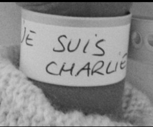 bebe, naissance, and je suis charlie image