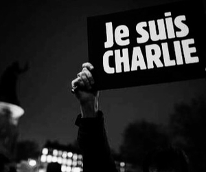 je suis charlie, france, and jesuischarlie image