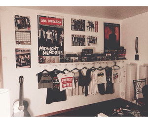 one direction, room, and bedroom image