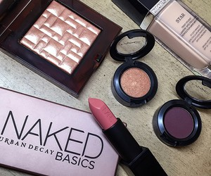 beauty, make up, and naked image