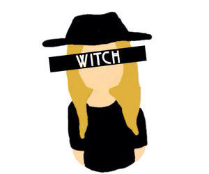 overlay, witch, and american horror story image