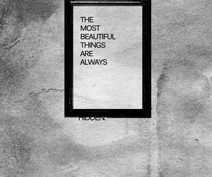 black and white, true, and words image