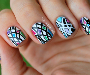 nails, want them, and colorful image