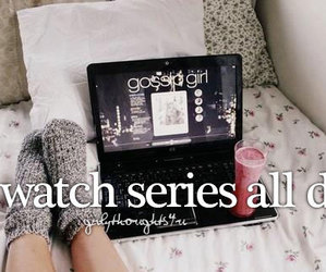 gossip girl, series, and watch image