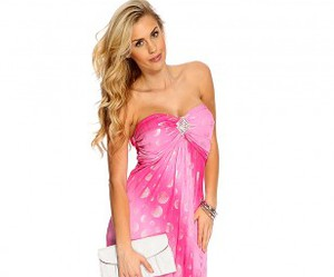 sexy dresses, cheap sexy dresses, and pink basis image
