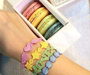 bracelet, color, and fashion image