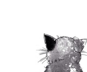 anime, cat, and manga image
