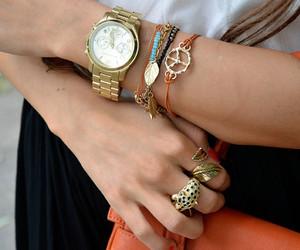 rings, peace, and horlog image