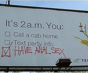 anal, sex, and sign image