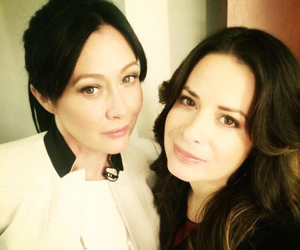 best friends forever, holly marie combs, and shannen doherty image