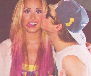 demi lovato, niall horan, and one direction image