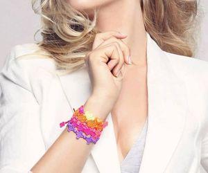 bracelet, fashion, and cruciani image
