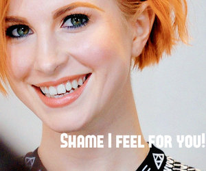 alternative, hayley williams, and color hair image