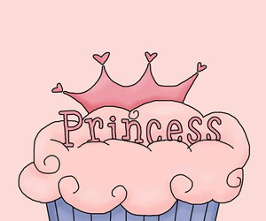 pink, girly, and princess image