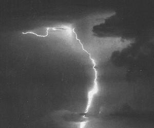 gif, lightning, and storm image